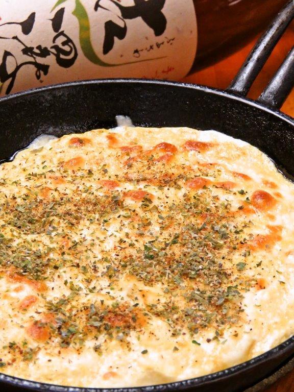 味処古澤 納豆焼き